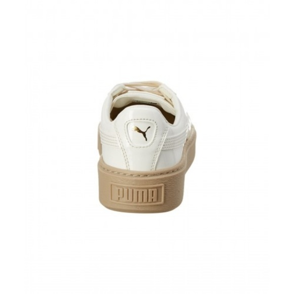 b6a84526dd74 PUMA Basket Platform Marshmallow Patent Women Shoe. NWT. Puma.  M 5ba3a53fd6dc52995252e9c8. M 5ba3a53f04e33d6f5a58d4ac.  M 5ba3a53fa31c3384fe782cf0